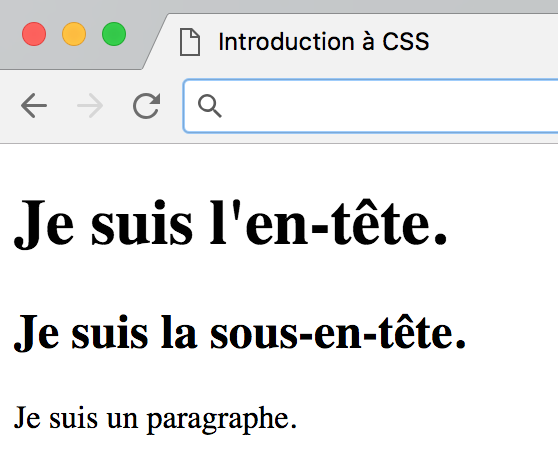 introduction  u00e0 css  u2013 votre site wordpress